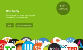 Feedly as an Alternative to Google Reader